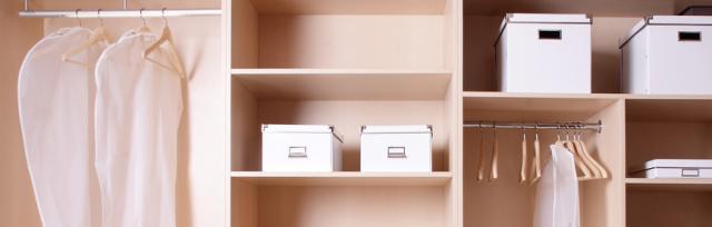 Как сделать дополнительные полки в шкафу 76