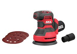 SKIL 3745 CA Аккумуляторная эксцентриковая шлифовальная машина